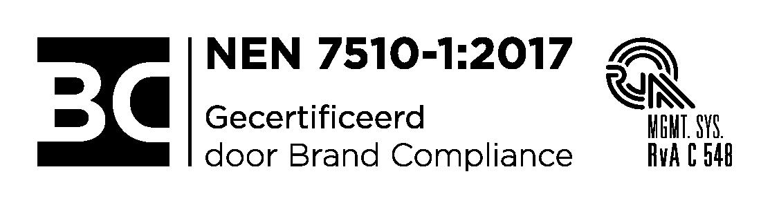 BC Certified logo_NEN7510-1 2017_RVA_zwart 2