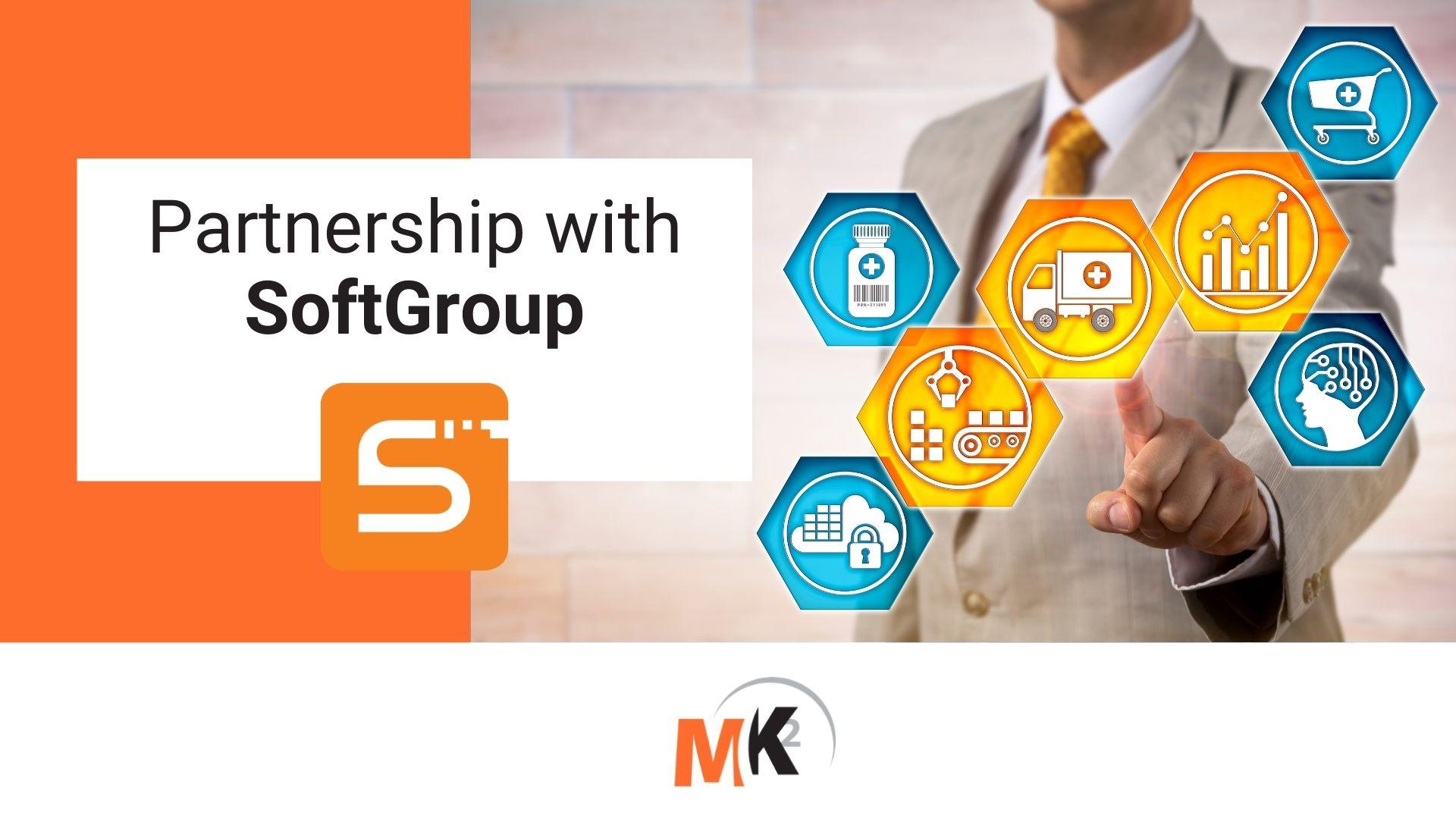 MK² Partnership with SoftGroup